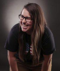 Larissa Nogueira - Diretora de Audiovisual